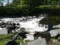 Weir on Inverie River - geograph.org.uk - 1319958.jpg