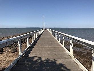 Wellington Point, Queensland - Wellington Point Pier
