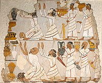 West Asiatic tribute bearers tomb of Sobekhotep 18th Dynasty Thebes.jpg
