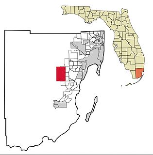 Place in Florida, United States