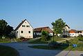 Wettmannstätten Zehndorf Häuser im Dorfzentrum.jpg