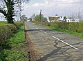Whissendine Road in Leicestershire - geograph.org.uk - 778932.jpg