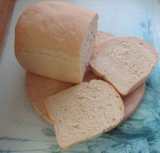White bread - White bread