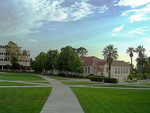 Whittier College - Southwest Quadrant