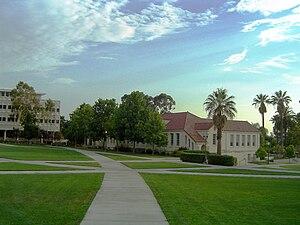 Whittier College - Southwest Quadrant