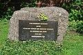 Wickrath, Jüdischer Friedhof Gedenkstein.jpg
