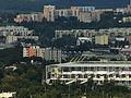 Widok na Kielce ze Stadionu - Góra Pierścienica -- 3.JPG