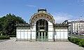 Wien - Karlsplatz, Otto-Wagner-Pavillon (2).JPG