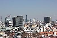 Wien katedra sw Szczepana widok z wiezy 6.jpg