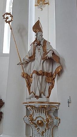 Augustinus (Anton Sturm), Wieskirche 1.16