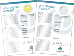 WikiSwiss Award Document.png
