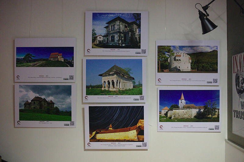 File:Wiki Loves Monuments 2015 exhibition in Bucharest 47.jpg