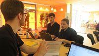 Wikimedia Hackathon 2017 IMG 4259 (34371108560).jpg
