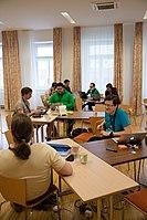Wikimedia Hackathon Vienna 2017-05-20 Wikidata Documentation Sprint 01.jpg