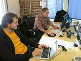 Wikimedia Multimedia Team - January 2014 - Photo 17.jpg