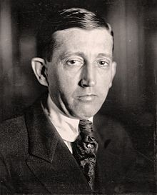 William Hays vers 1921.