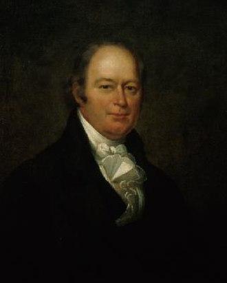 William Johnson (judge) - Image: William Johnson