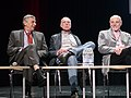 William B. Davis - Carmen Argenziano - Michael Hogan - Conférence Inaugurale - Monaco Anime Game Show - P1560340.jpg