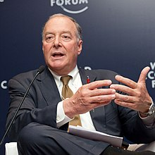 William D. Green - World Economic Forum on Latin America 2011 crop.jpg
