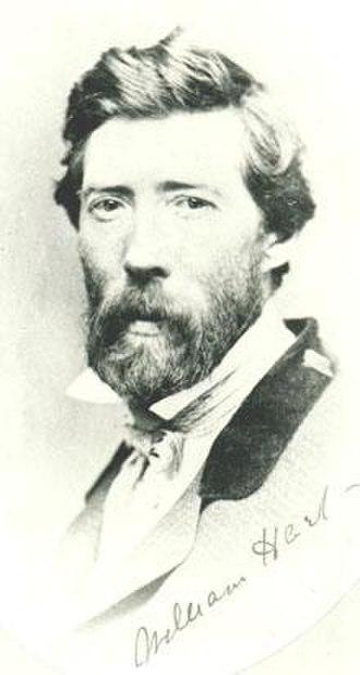 William Hart (painter) - William Hart c. 1858-1868