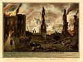 William Russell Birch - The Great Fire of London in the Year 1666.jpg