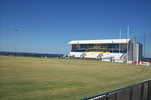 Williamstown Cricket Ground - Image: Williamstown Cricket Ground