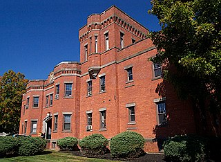 Willimantic Armory United States historic place
