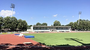 Willy-Sachs-Stadion - Image: Willy Sachs Stadion 001