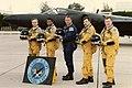 Wilson and Desert Dragons U-2S in 1994.jpg