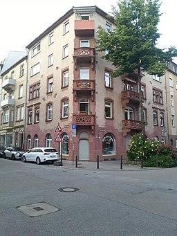 Windeckstraße in Mannheim