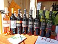 Wines of Tolna County. Street stalls. Book Festival at Matthias Church - Budapest.JPG