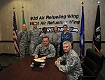 Wing commander signs Pride Month Proclamation 150603-F-RS693-002.jpg