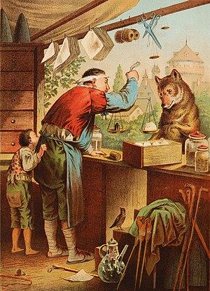 Illustration von Leutemann/ Offterdinger