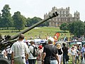 Wollaton Hall on Armed Forces Day - geograph.org.uk - 1381315.jpg