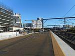 Wolli Creek platforms 3 & 4 north end June 2017.jpg