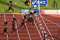 Women 100 m French Athletics Championships 2013 t162400.jpg