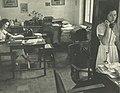 Women in administrative duties, Wanita di Indonesia p103 (Ministry of Information).jpg
