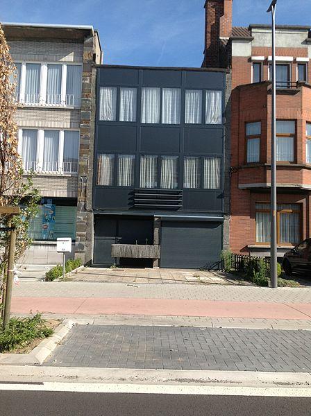 Van den Bussche's house - Hendrik I-lei 104, 1800 Vilvoorde