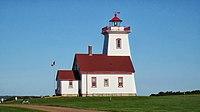 Wood Islands Lighthouse, Wood Islands Provincial Parks - panoramio.jpg