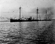 Wreck of Don Antonio de Ulloa