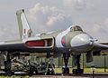 XM607, Vulcan, RAF Waddington (9620515043) (2).jpg