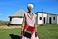 Xhosa woman, Eastern Cape, South Africa (20518564051).jpg