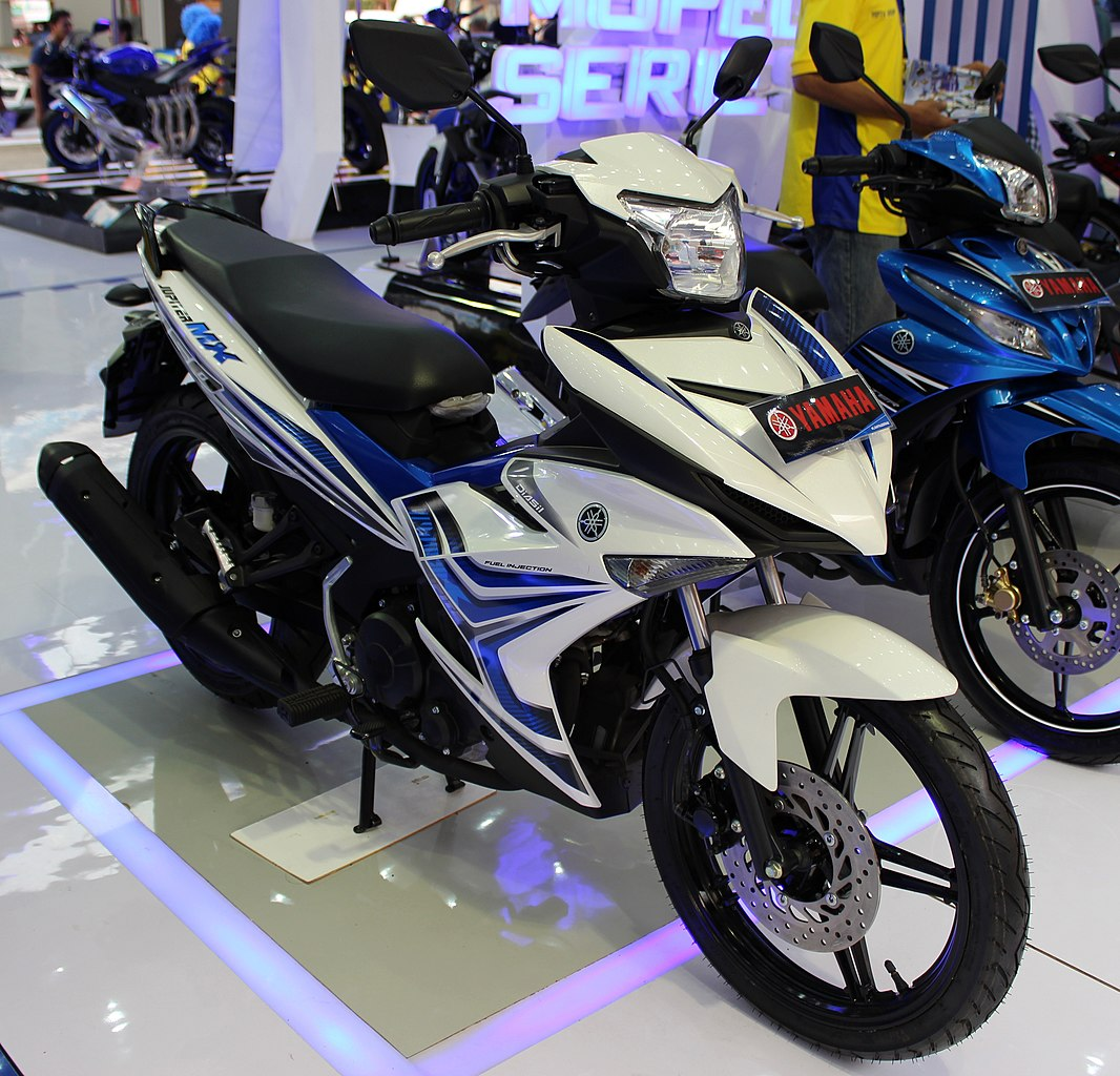 Yamaha Force  Specs