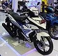 Yamaha Jupiter MX 150 - Jakarta Fair 2016 - June 21 2016.jpg