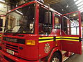 Yardley Wood Bus Garage - Open Day - Dennis Fire Engine (10104663746).jpg