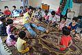 Yoga Class - Nisana Foundation - Chamrail - Howrah 2013-08-24 1989.JPG