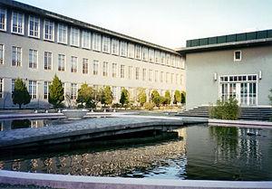 Yokohama City University - Kanazawa-Hakkei Campus