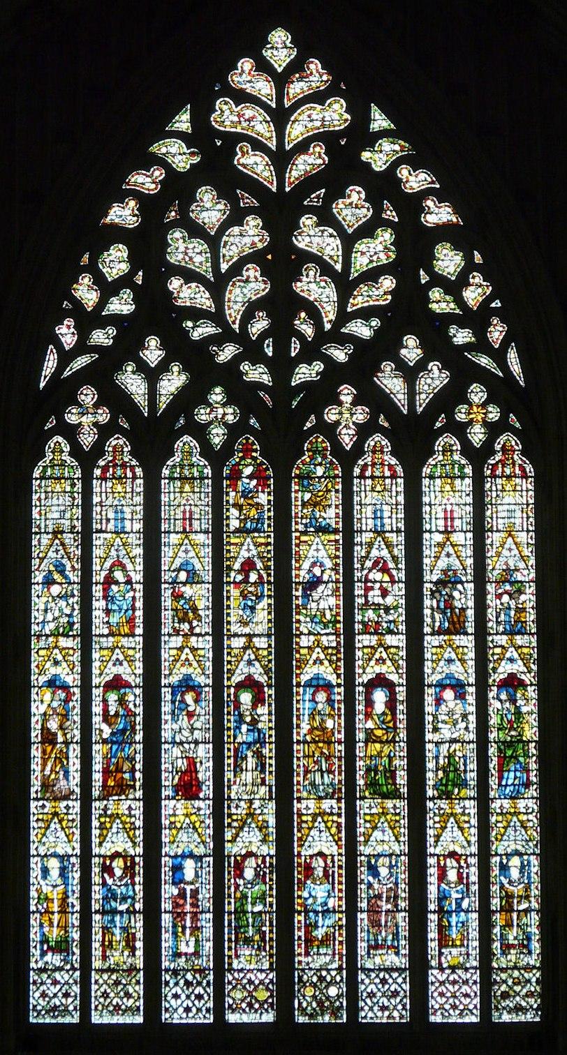 York York minster windows 003 crop