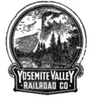 Yosemite Valley Railroad - Image: Yosemite Valley Railroad logo
