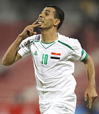 368f07b44 Younis Mahmoud is Iraq s all-time most capped player in international  matches